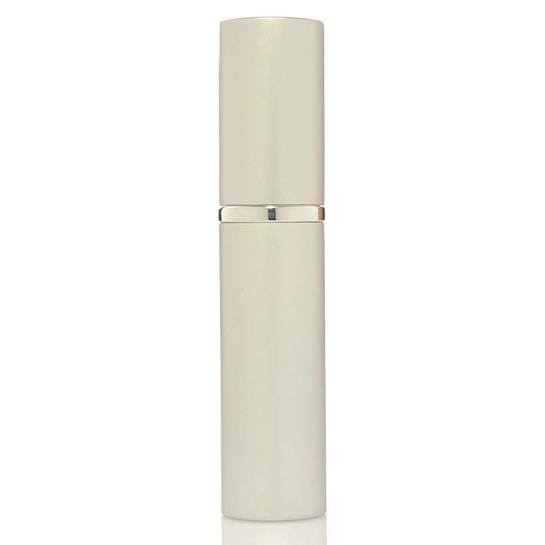 Vi.yo 小分けボトル スプレーボトル 香水ボトル 化粧水 詰替用ボトル 旅行用品 6ml シルバー