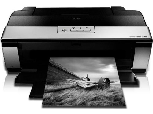 Epson Stylus Photo R2880 Wide-Format Color Inkjet Printer (C11CA16201)