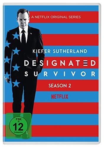 Designated Survivor - Staffel 2 [DVD] [2018]