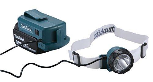 マキタ 充電式ヘッドライト 14.4V/18Vバッテリ用ML800 バッテリ別売