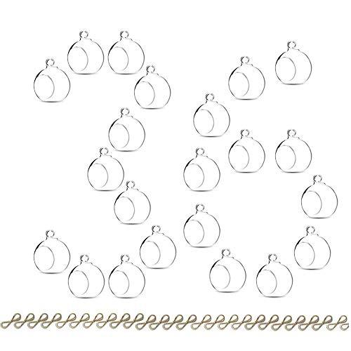 8cm hängendes Glas Teelichthalter Globus 36 Stück Pflanzenterrarien Glaskugeln Luftpflanzen Teelicht Kerzenhalter Wohnkultur Für die Inneneinrichtung