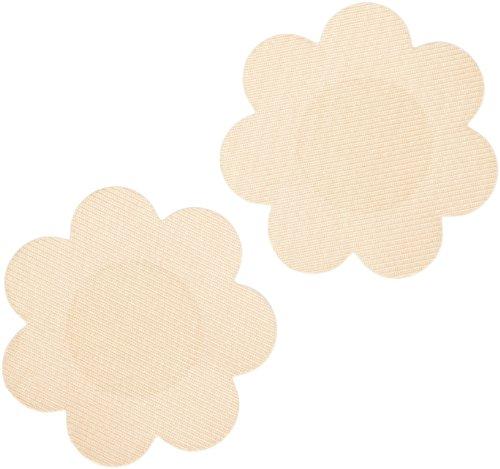 MAGIC BODYFASHION Damen Secret Covers Nipple Cover, Beige (Skin 1120), Small (Herstellergröße: S/M) (10er Pack)