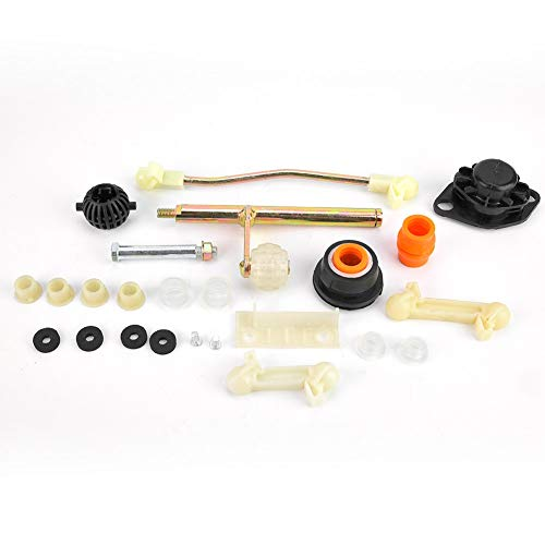 Gear Shift Linkage Repair Kit, Selector Rod Bearing Gearbox Gear Shift Linkage Repair Kit 191711574 Fit for Golf II