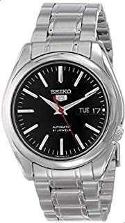 Seiko Men's SNKL45 Automatic Stainless Steel Watch
