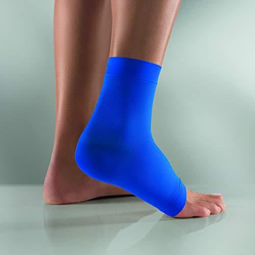 bort ActiveColor Knöchelbandage für rechts und links gleich, blau, large