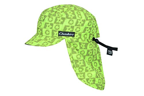 Chaskee Junior Rev. Cap Textile Visor Flag