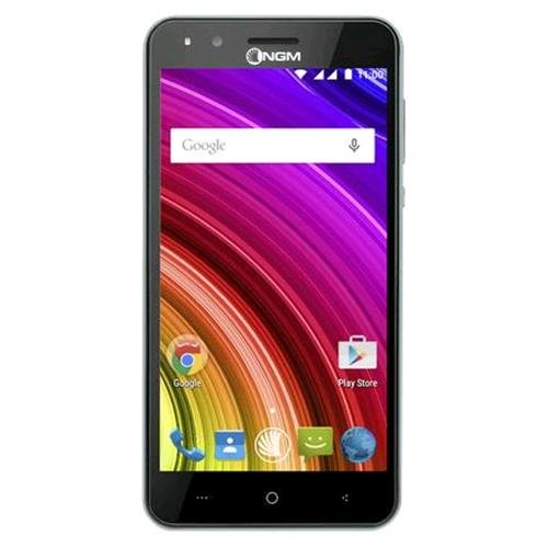NGM NGMYCE505PLUSESL You Color E505 Plus Smartphone, Special Edition, Dual Sim LTE, Silver