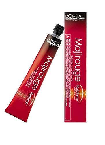 L'Oréal Majirouge 5,64 Hellbraun Intensives Rot Kupfer, 1er Pack (1 x 50 ml)