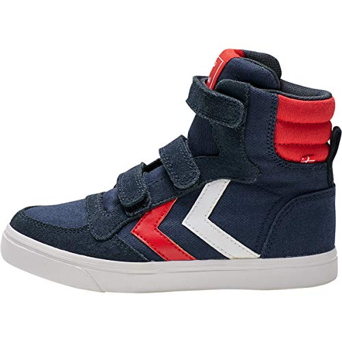 hummel Unisex Kinder Sneaker high Slimmer Stadil High Junior