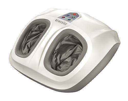HoMedics Shiatsu Air 2.0 Foot Massager with Heat & Air Compression, 3 Customized Controls & Intensities