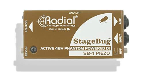 Radial SB 4Piezo
