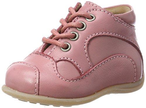 Bisgaard Jungen Mädchen Lauflernschuhe Sneaker, Pink (91 Rosa), 24 EU