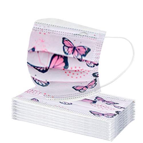 20 Piezas Niños, 𝐌𝐚𝐬𝐜𝐚𝐫𝐢𝐥𝐥𝐚𝐬, para Los Oídos para Impresión mariposa