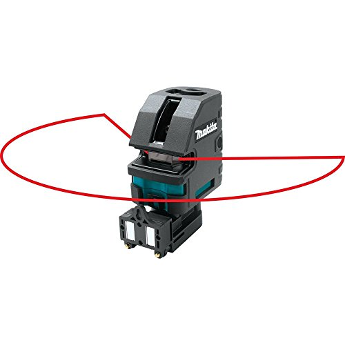 Makita cross-line laser (without battery, without charger) SK105DZ