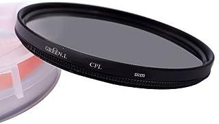 Green.L 72 mm Circular Polarize Filtre