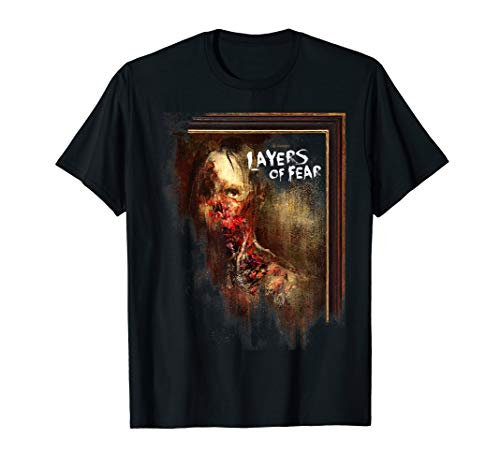 Layers of Fear Beauty T-Shirt