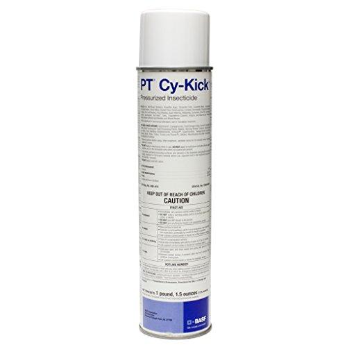 Cy-Kick Aerosol Pressurized 17.5 oz-2 cans 6634212