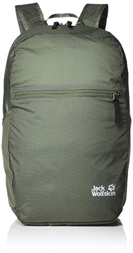 Jack Wolfskin Unisex-Erwachsene JWP Pack 18 Jours sac à DOS Tagerucksack, Grün (Woodland Green), One Size