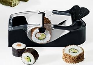 Silicone Bakeware Utensilio Sushi, Negro, 15x8x20 cm