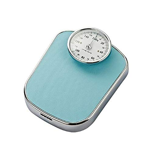 Analog Bathroom Scale 350lb/160kg Capacity Extra Large Mechanical Dial Heavy Duty Professional Accurate Body Weight Scales Home Office Dorm Durable