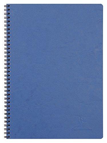 Age Bag Cahier Reliure Intégrale 21x29,7 100p Q.5x5 Bleu