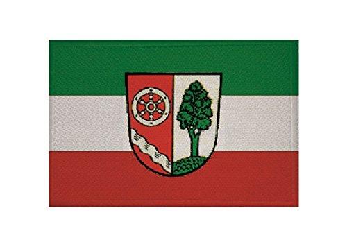 U24 Aufnäher Elsenfeld Fahne Flagge Aufbügler Patch 9 x 6 cm