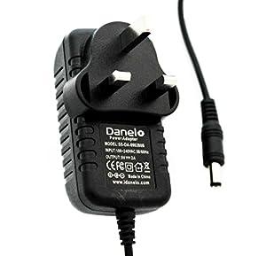 Danelo Yultek 9V Power Supply Adaptor Charger For Roland Cube Street Amp