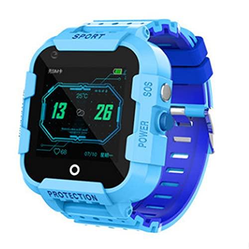 huanglianglanshangmao Niños 4G Smart Watch Estudiante Ubicación Teléfono WiFi Internet Video Call Watch (Color : 2)