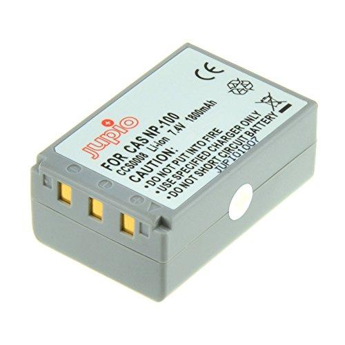Jupio CCS0008 - Batería para cámara de Fotos Equivalente a Casio NP-100...