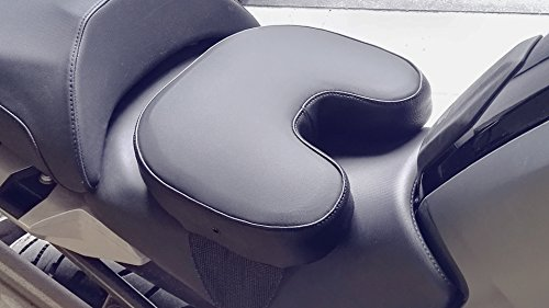 Cojín para sillín de moto y scooter, tamaño pequeño.