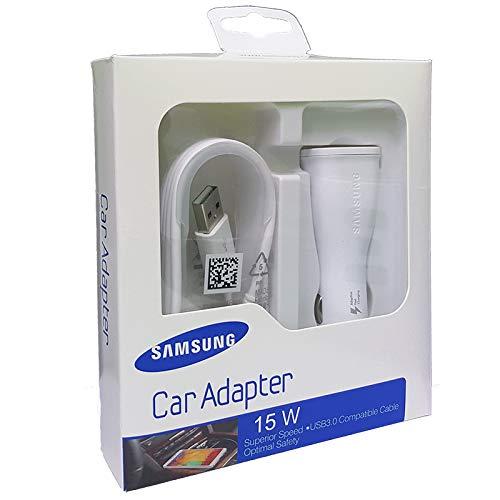 Carregador Veicular Samsung Car Adapter Fast Charger 15W Micro-USB Original