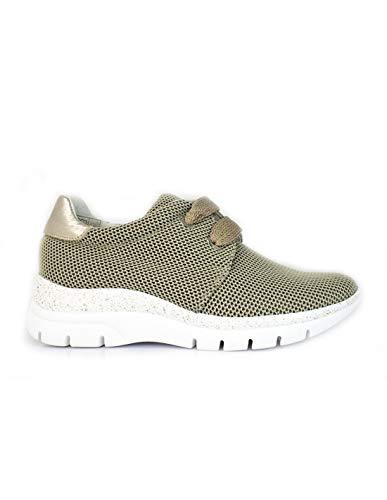 Zapato Deportivo Nature 4326- Verde Kaki, 35