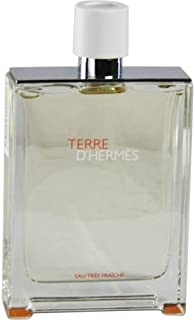 Hermes Terre D'Hermes Eau Tres Fraiche EDT Spray 4.2 oz 125 ML MEN Tester