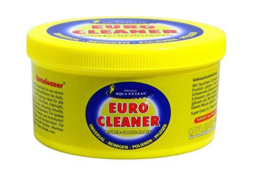 AQUA CLEAN Eurocleaner 700g + 2 Schwämme