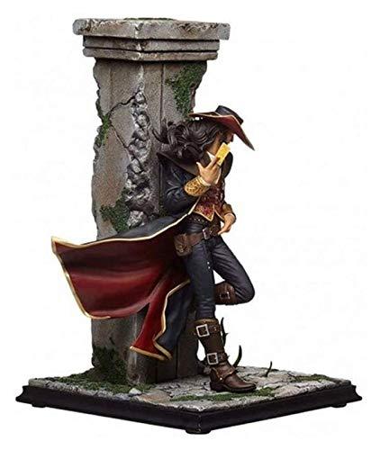 LHAHGLY League Of Legends: El maestro de la tarjeta Twisted Destino PVC Figure- Decoración de escritorio juego lol