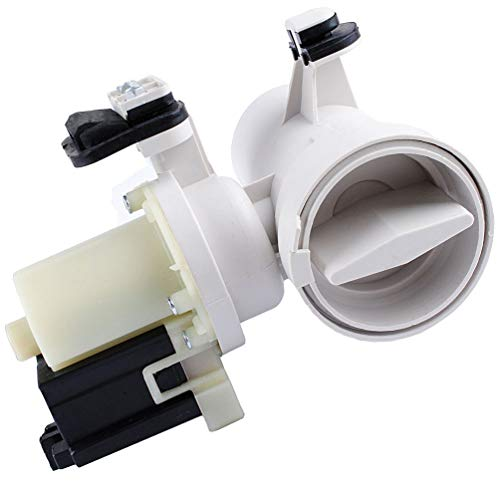 WPW10730972 Washer Drain Pump Replaces 8540024 W10130913 850024 AP6023956 8540025 W10117829 W10730972 8540996 W10183434 for Whirlpool Kenmore Maytag by TOPEMAI
