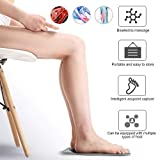 Ankep EMS Fußmassagegerät, Klappbare Fußmatte Einstellbar 6 Vibrationsmodi 10 Frequenz, Pad Füße Muskelstimulator Fußmassagematte Verbessern die Durchblutung, Schmerzlinderung - 8