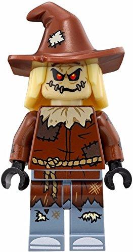 Lego 70913 - Minifigure con scritta  The Batman Movie Spaventapasse  (lingua italiana non garantita)