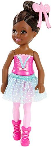 Barbie – Chelsea et ses Amis – Ballerine – Poupée Mannequin 15 cm