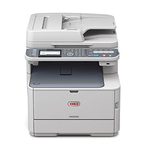 OKI MC562dnw A4-Farb-4-in-1-Multifunktionsdrucker (RADF, Duplex, Netzwerk, WLAN)
