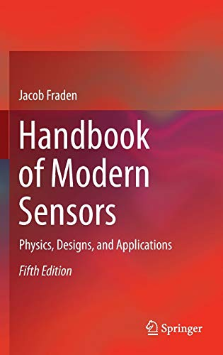 Handbook of Modern Sensors: Physics, Designs, and Applications