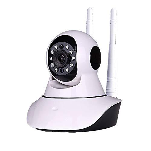 A-Nice Cámara WiFi para el hogar 1920 * 1080, Sistema de vigilancia de Seguridad IP inalámbrica para Interiores con visión...