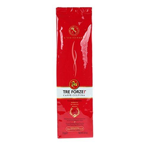 Tre Forze Espresso Kaffee 250g Bohnen
