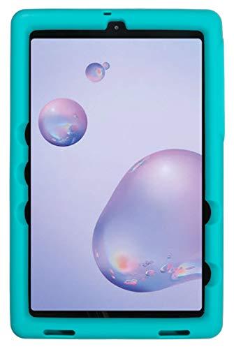 BobjGear Bobj Rugged Tablet Case for Samsung Galaxy Tab A 8.4 (2020) SM-T307U Kid Friendly (Terrific Turquoise)