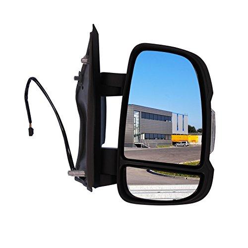 Außenspiegel Spiegel Komplettspiegel rechts elektrisch konvex