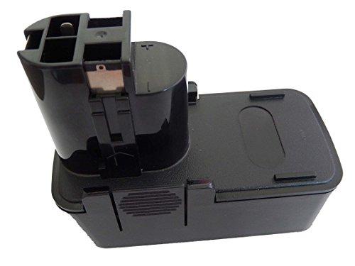 vhbw batería NiMH 3000mAh para herramienta eléctrica Würth ABS 72M-2 y 2607335031,...
