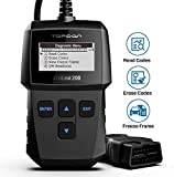 Topdon ArtiLink AL200 Car Code Reader OBD2 Scanner Diagnostic Scan Tool for Check