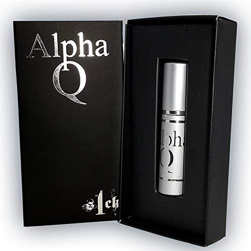 "Pheromones For Men to [Attract Women] Patented Unmatched RAW Male Pheromone Cologne Fragrance""ALPHA Q"" Pure Attraction Perfume Spray by""S1CK"""