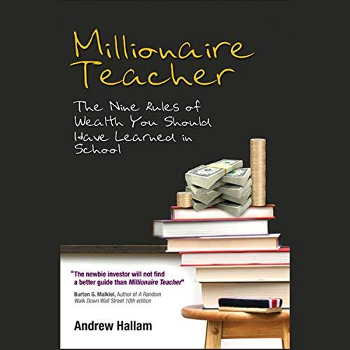 Millionaire Teacher cover art