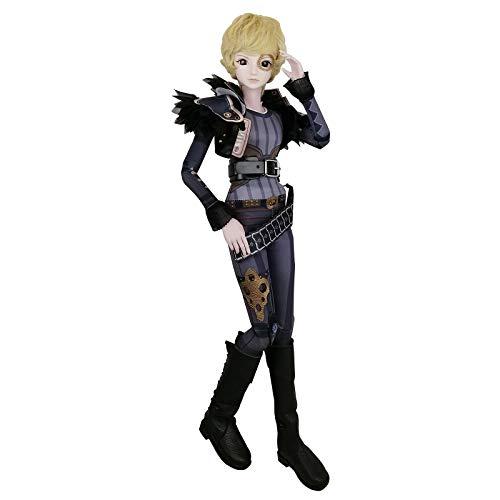 EVA BJD 24' Full Set + 1/3 BJD Doll 60cm 20 Jointed Dolls Edward Male Doll + Full Accessories Wig Clothes